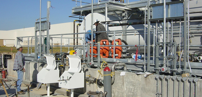 Modular Skid Systems | Piedmont Energy Systems